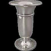 English Sterling Vase C:1914