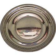 Fisher Sterling Tray C:1940