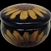 Talavera Folk Art Mexican Pottery Small Trinket Bowl Dish