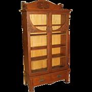 Early 1900s Oak Bookcase