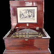 Imperial Symphonion Music Box