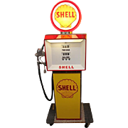Shell Gas Pump