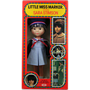 SALE Ideal Little Miss Marker Actress Sara Stimson Doll New