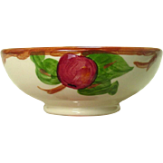 Franciscan China, Apple Pattern, Oatmeal Bowl, Made in U.S.A.