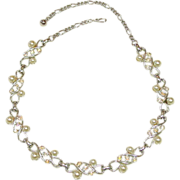 "Sarah Coventry, ""Moonlight Serenade"" Necklace"