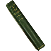 The Law of Psychic Phenomena, Hudson, 1909 Edition