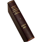 History of the Norman Conquest of England, 1873, Macmillan