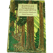 Siftings by Jens Jenson, The Major Portion of The Clearing + Collected Writings
