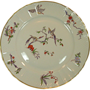 SOLD Bernardaud & Company ~ Limoges, France ~ Dinner Plate ~ Conde