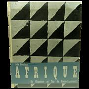 Afrique, De l'equateur au cap de Bonne-Esperance, 1958