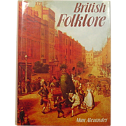 British Folklore, Marc Alexander, 1982, illustrated
