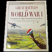 Great Battles of World War I, Great Illustrations, Chartwell