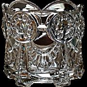 "SOLD Eapg ""Alabama"" pattern, U.S. Glass sugar bowl"