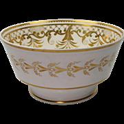 English Spode Porcelain Bowl Pattern 2790 Circa 1817