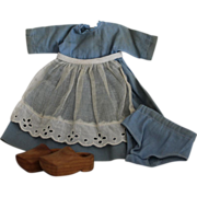SOLD Vogue Ginny Dutch Doll Outfit - Skinny Tag