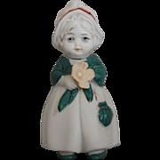 SOLD German Bisque Nodder Doll