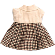 SOLD Vogue Ginny Tagged Doll Dress
