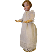 "SALE c.1910 LARGE 27.5"" Antique K*R Simon & Halbig German Bisque Doll Marked 70"