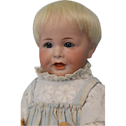 """SALE Antique German Bisque 11"""" Kammer & Reinhardt 116/A Character Baby Doll Boo Boo"""