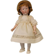 "9"" Antique German bisque K * R 101 Marie doll original body"