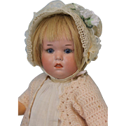 "SALE Antique 11"" Armand Marseille 251 Baby Character German Bisque Doll c.1912"