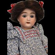 "8.5"" Antique German Bahr & Proschild Doll 209 Compo Body w.Molded Socks & Shoes"