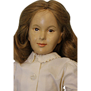 """Beautiful 16"""" American Artist Portrait Grow-Up Doll by Dewees Cochran 1950's"""