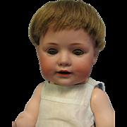 "SALE 16"" Early KESTNER #247 CHARACTER Doll 1910 J.D.K Pristine Original Body"
