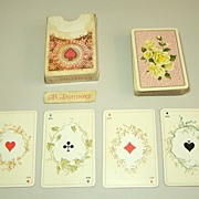 "Dondorf Playing Cards, ""Empire"" No. 172, c.1900"