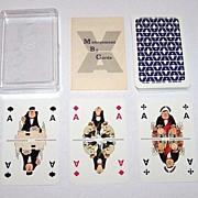 """Bielefelder """"Management by Cards"""" Skat Playing Cards, For """"VA – Akademie fur Führen u"""