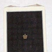 "Nintendo ""Toyopet Crown"" Playing Cards, Limited Edition (3500 Decks), Akira Uno Desi"