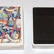 """AG Muller """"Basler Fasnachtskarten 1990"""" Playing Cards, Fifo Stricker and Matthias Zweifel"""