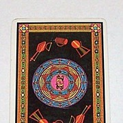 "Nintendo ""Ethiopian Air Lines"" Playing Cards, Melles Habtezghi Designs, c.1969"