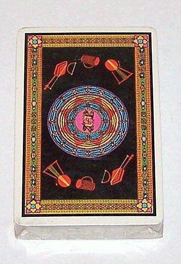"Nintendo ""Ethiopian Air Lines"" Playing Cards, Melles Habtezghi Designs, c.1969"