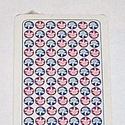 "Nintendo ""Viva Bourg"" Playing Cards, Limited Edition (5000 Decks), c.1974"