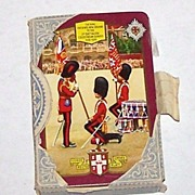 """Worshipful Company (De La Rue) Playing Cards, """"Coldstream Guards"""" c.1950"""