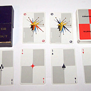 "Leonard Bierman's ""Constantia"" Playing Cards, Jean Garçon Designs, Ltd. Ed. (3000), c.1961"