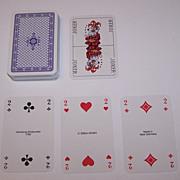 "ASS ""Hunde"" (""Hound"") Playing Cards, c.1977"