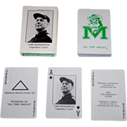"""Hoyle """"Marshall University All Time Greats,"""" Triangle Publications Publisher, Cam Henderso"""