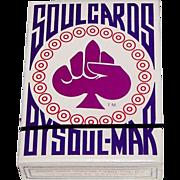 """Soul Mar, Inc. """"Soul"""" Cards, c.1973"""
