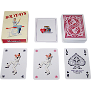 "Modiano ""Holydays"" Playing Cards, c.1999"