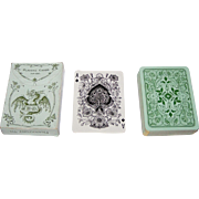 "Dondorf No. 191 ""Poker"" Playing Cards, Standard English Pattern, c.1906-1910"