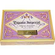 "SOLD Double Deck Fournier ""Espana Impériale"" Playing Cards, Ricardo ""Serny"" Summers D"