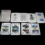 """Drukkerij Thijs """"150 Years of Gasselternijveenschemond"""" Playing Cards, Ben Gengler Publish"""