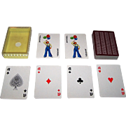 "Nintendo ""Brother"" Playing Cards, Brother Industries, c.1978"