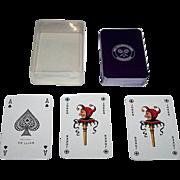 "Coeur (F.X. Schmid) De Luxe ""The Championships – Wimbledon"" Playing Cards, Schmid Jokers"