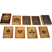"""USPC Bicycle """"Persian Empire"""" Playing Cards"""