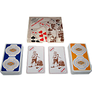"Double Deck ""Cito"" (""Paramedisch en Medisch Uitzendburo"") Playing Cards, Maker Unknown, c.1980"