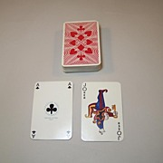 """Draeger Freres """"Classique"""" Playing Cards, c.1950"""