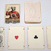 Mauger Centennial Exposition Playing Cards (51/52 + Joker), c.1876
